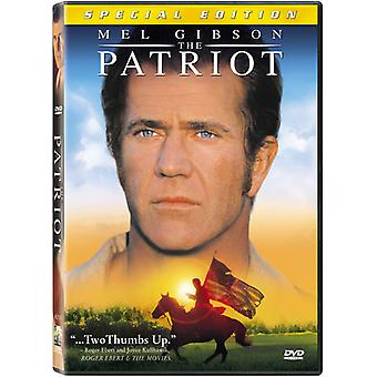 Patriot [DVD] USA import