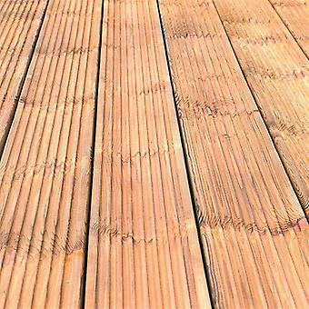 Forest Garden Patio Deck Board 2.4m