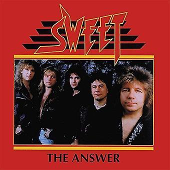 Sweet - svar [Vinyl] USA importerer