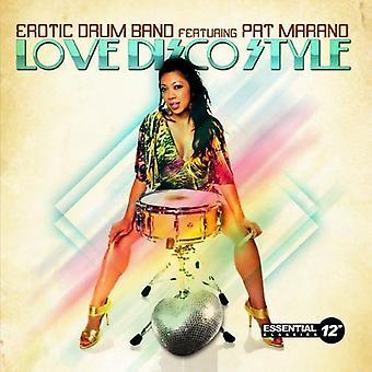 Erotyczne Drum Band - import USA stylu Love Disco (EP) [CD]