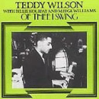 Teddy Wilsin - af tre jeg Swing [CD] USA importerer