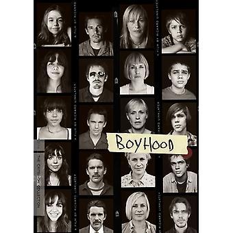 Boyhood [DVD] USA import