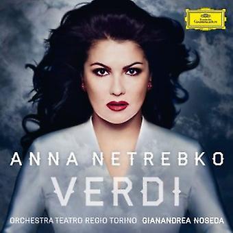Anna Netrebko - Verdi [CD] USA import