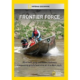 Frontier Force [DVD] USA import