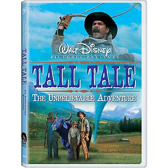 Tall Tale: De Unbelieveable AD [DVD] USA importeren