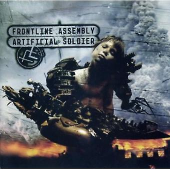 Front Line Assembly - Artificial Soldier [CD] USA import