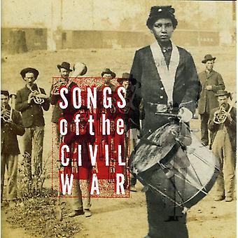 Liedjes van de burgeroorlog - nummers van de burgeroorlog [CD] USA import