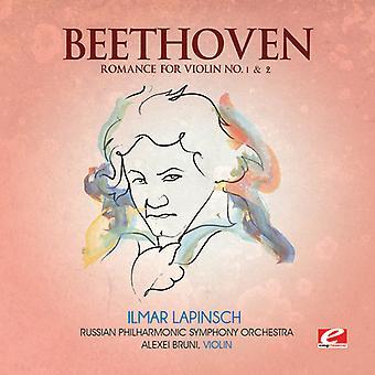 L.V. Beethoven - Romance for Violin 1 & 2 (EP) [CD] USA import