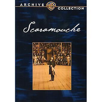 スカラムーシュ 【 DVD 】 USA 輸入