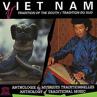 Forskellige kunstner - Vietnam: Tradition af syd [CD] USA importen