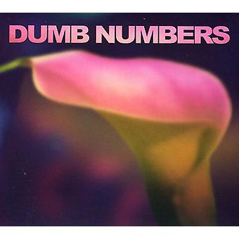 Dum numre - dum tal [CD] USA importerer