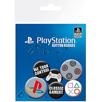 PlayStation-Klassiker Badge Pack
