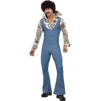 60 年代 70 年代グルーヴィーなダンサー ダンサー衣装ジーンズ スーツ