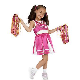 Cheerleader cheerleader child costume