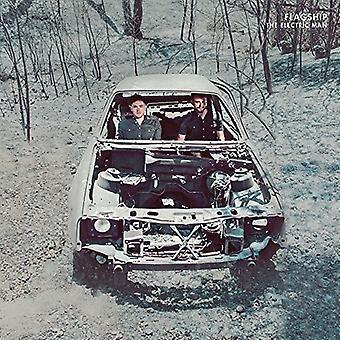 Flagskib - den elektriske mand (Starbust lilla / Pink [Vinyl] USA import
