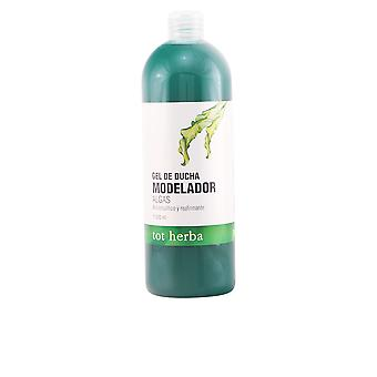 Tot Herba shower gel MODELADOR algas