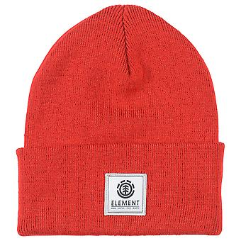 Element Dusk Beanie - Fire Red