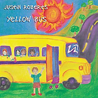Justin Roberts - gul Bus [CD] USA import