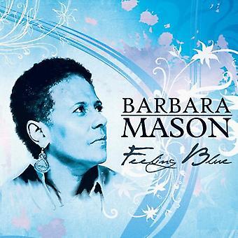 Barbara Mason - importazione USA sensazione blu [CD]