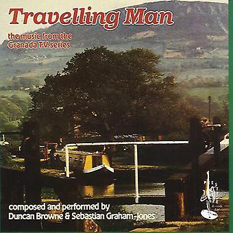 Browne, Duncan / Graham-Jones, Sebastian - rejser mand [CD] USA import