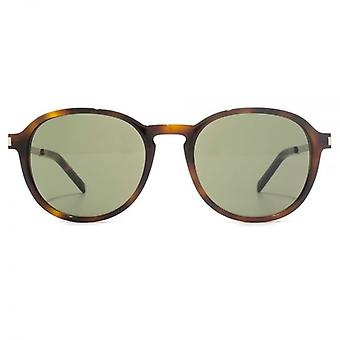 Saint Laurent SL 110 Sonnenbrillen In Havanna