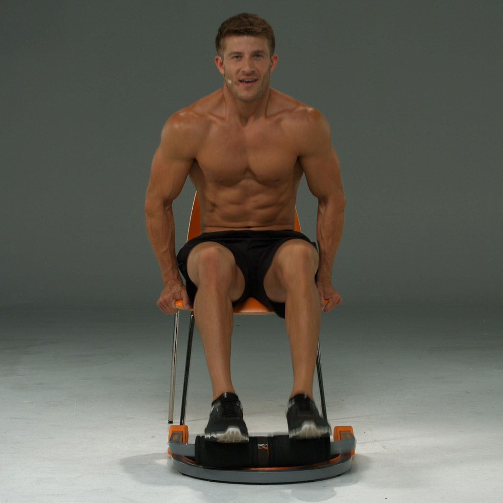 JML Flex Core 8 Ab Workout and Exercise Machine