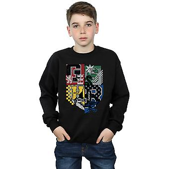 Harry Potter Boys Hogwarts Varsity Sweatshirt