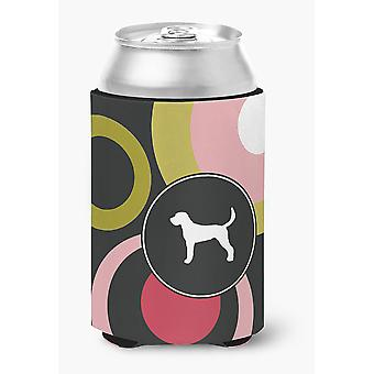 Carolines Treasures  KJ1006CC American Foxhound Can or Bottle Beverage Insulator