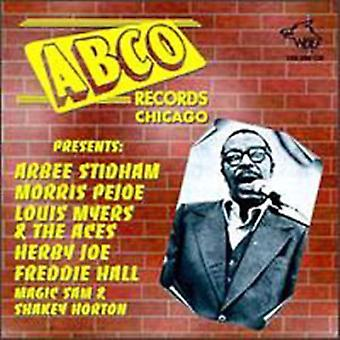ABCO Chicago Blues optagelser - Abco Chicago Blues optagelser [CD] USA import