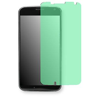 Motorola XT1056 screen protector - Golebo view protector protector (deliberately smaller than the display, as this is arched)