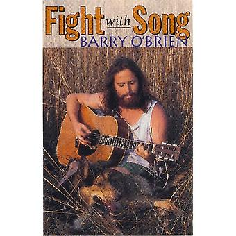 Barry O'Brien - strijd met nummer [CD] USA import