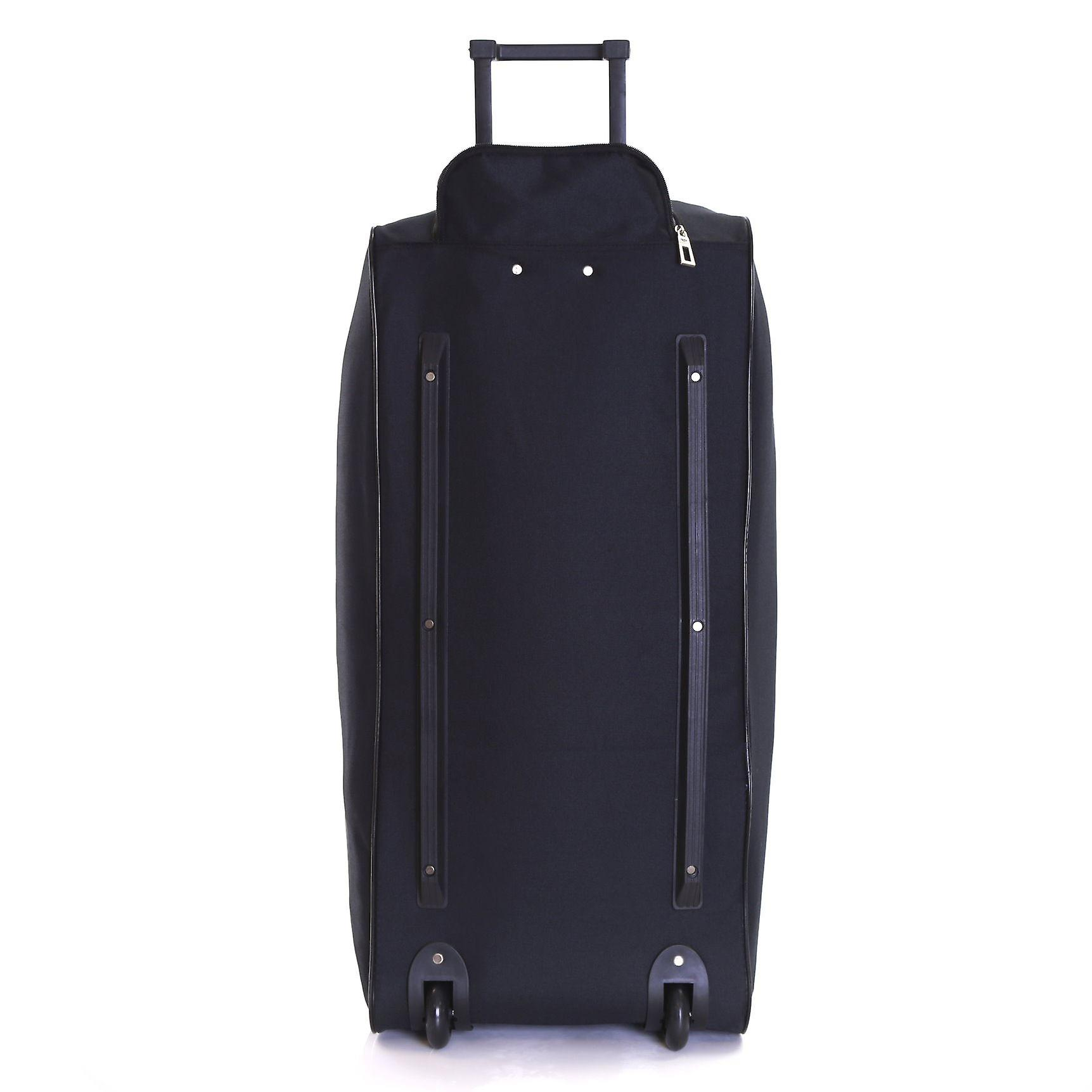 3369464d7774 Slimbridge Braga 30 Inch Wheeled Bag, Black