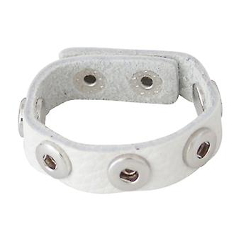 Leather Bracelet For Mini Click Buttons Kb0901-s1