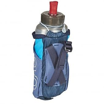 Everyday Carry Running Water Bottle With Storage Pouch Graphite