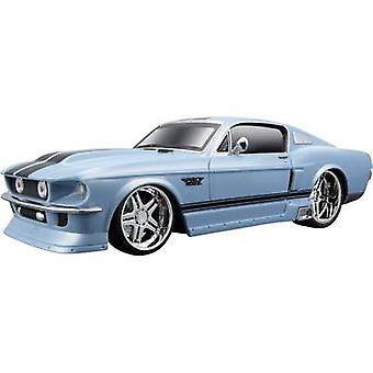 Maisto 581217-81061 Ford Mustang GT 1967 1:24 RC model car for b