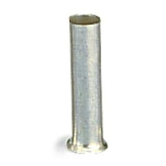 Ferrule 1 x 1 mm² x 8 mm Not insulated Metal WAGO
