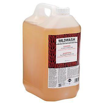 Wildwash Shampoo For Dark Or Greasy Coats 5L