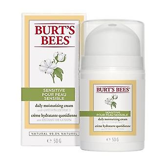 Burts Bees Sensitive Daily Moisturising Cream