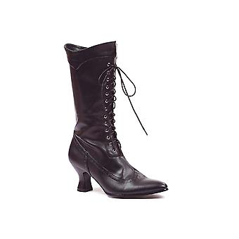 Ellie Shoes E-253-Amelia 2 Ankle Boot with lace