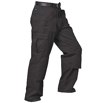 Portwest Mens Action Workwear Kneepad Cargo Combat Multi Pocket Pants Trousers