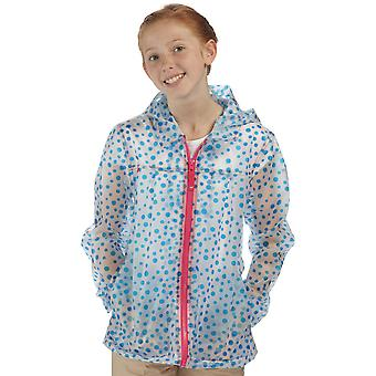Regatta Boys & Girls Epping Transparent Waterproof Rain Mac Jacket
