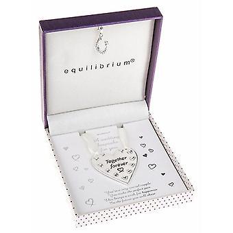 Equilibrium Wedding Heart Keepsake Boxed 279996