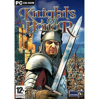 Knights Of Honor (PC-CD)