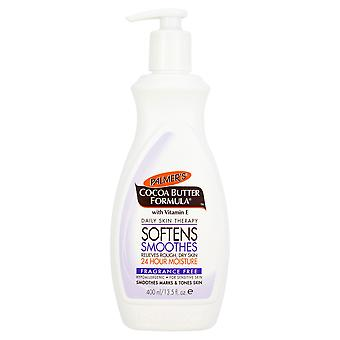 Palmers Cocoa Butter Formula Fragrance-Free Lotion 400ml