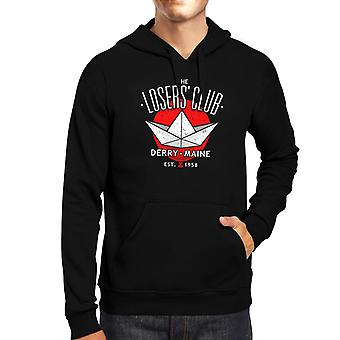 It Derry Losers Club Maine Men's Hooded Sweatshirt