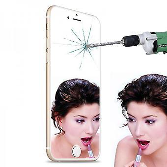 Premium 0,26 mm dünne Spiegel Panzerfolie Schock Folie für Apple iPhone 6S 6 4.7
