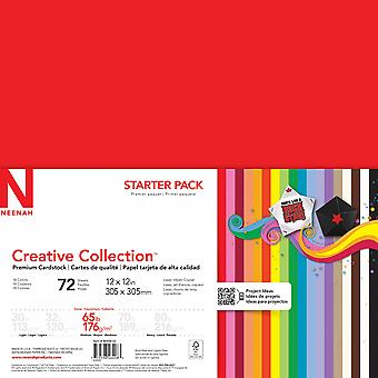 Creative Collection Cardstock Starter Pack 12