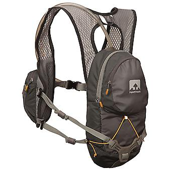 Nathan Nathan Grey 2017 HPL 020 - 6 Litre Hydration Pack with Reservoir