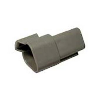 TE Connectivity DT04-3P Bullet connector Plug, straight Series (connectors): DT Total number of pins: 3 1 pc(s)