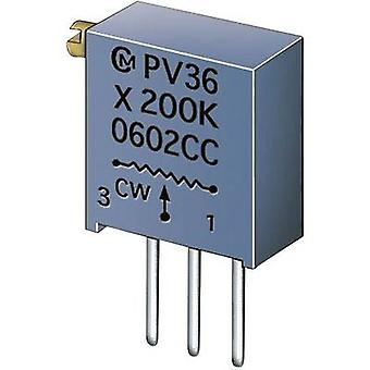 Murata PV36X204C01B00 Cermet Trimming Potentiometer PV 36 P